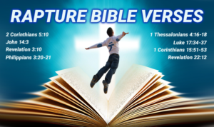 Rapture Bible Verses